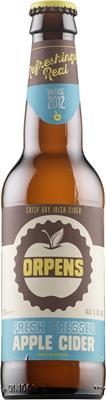 [kuva: Orpens Fresh Pressed Apple Cider 2012(© Alko)]