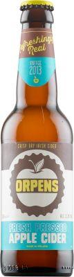 [kuva: Orpens Fresh Pressed Apple Cider(© Alko)]