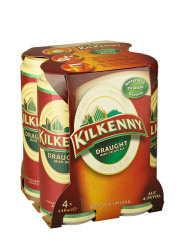 [kuva: Kilkenny Irish Beer 4-Pack  tölkki 4 x 0,44 l(© Alko)]