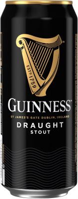 [kuva: Guinness Draught tölkki(© Alko)]