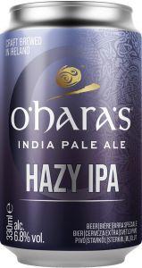 [kuva: O'Hara's Hazy IPA tölkki(© Alko)]