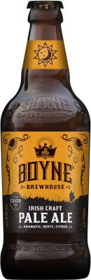 [kuva: Boyne Irish Craft Pale Ale(© Alko)]