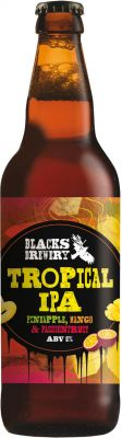 [kuva: Blacks Tropical IPA(© Alko)]