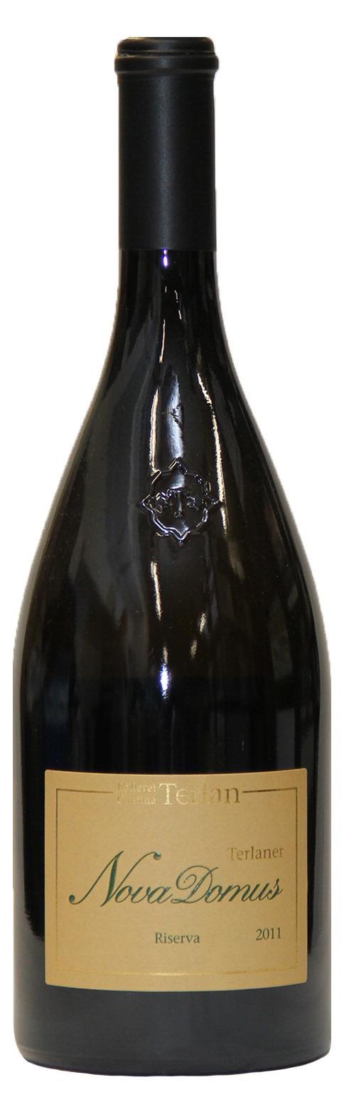 Terlan Nova Domus Riserva 2011 (0 75 l)  valkoviinit
