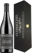 [kuva: Verrocchio Amarone della Valpolicella Classico 2014 lahjapakkaus]