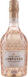 [kuva: Corvezzo Organic Prosecco Rosé Extra Dry 2020]