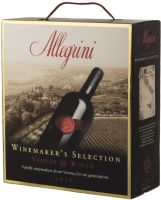 [kuva: Allegrini Winemaker's Selection Veneto Rosso 2016 hanapakkaus]