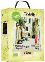 [kuva: Frame Organic Pinot Grigio 2016 hanapakkaus]
