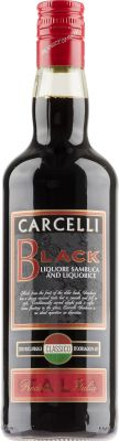 [kuva: Carcelli Black Sambuca(© Alko)]