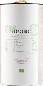 [kuva: Nespolino Sangiovese Rosato Organic 2019 hanapakkaus(© Alko)]