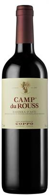 [kuva: Coppo Camp du Rouss Barbera d'Asti 2011(© Alko)]