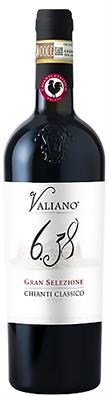 [kuva: Piccini Valiano 6.38 Chianti Classico Gran Selezione 2011(© Alko)]