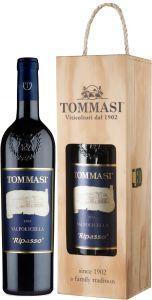 Tommasi Ripasso Valpolicella 2015 lahjapakkaus
