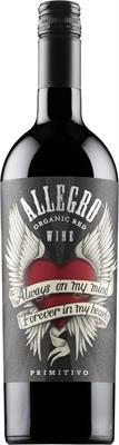 [kuva: Allegro Organic Primitivo 2017(© Alko)]