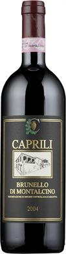 Caprili Brunello di Montalcino 2014