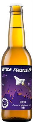 [kuva: Brewfist Space Frontier IPA(© Alko)]