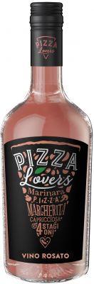 [kuva: Pizza Lovers Rosato(© Alko)]