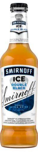 [kuva: Smirnoff Ice Double Black(© Alko)]