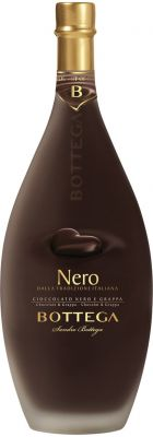 [kuva: Bottega Nero Chocolate Liqueur(© Alko)]