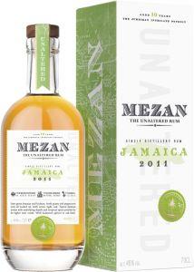 [kuva: Mezan Unaltered Jamaica Rum 2011(© Alko)]