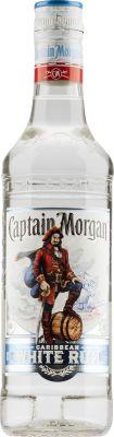 [kuva: Captain Morgan White Rum(© Alko)]