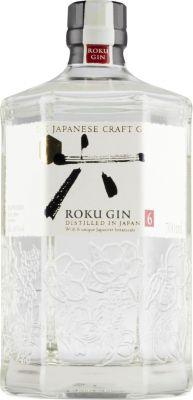 [kuva: Roku Gin(© Alko)]
