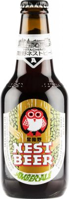 [kuva: Hitachino Nest Amber Ale(© Alko)]