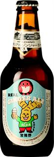[kuva: Hitachino Nest Ginger Ale(© Alko)]
