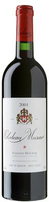 [kuva: Chateau Musar Red 2001(© Alko)]