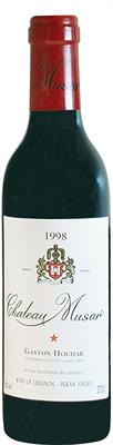 [kuva: Chateau Musar Red 1998(© Alko)]