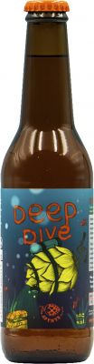 [kuva: Apynys Deep Dive DDH DIPA(© Alko)]