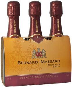 [kuva: Bernard-Massard Cuvée de l'Ecusson Brut 3-pack(© Alko)]
