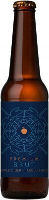 [kuva: Abavas Abols Premium Brut Cider(© Alko)]