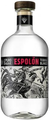 [kuva: Espolon Blanco Tequila(© Alko)]