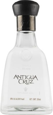 [kuva: Antigua Cruz Silver Tequila(© Alko)]