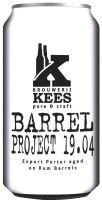 [kuva: Kees Barrel Project 19.04 tölkki]