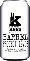 [kuva: Kees Barrel Project 19.05 tölkki]