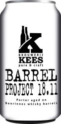 [kuva: Kees Barrel Project 18.11 tölkki]