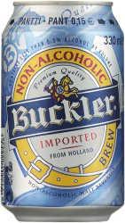 [kuva: Buckler tölkki(© Alko)]