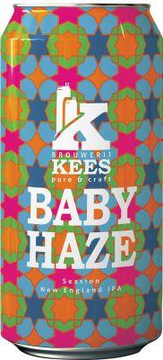 [kuva: Kees Baby Haze Session NEIPA tölkki(© Alko)]