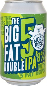 [kuva: Uiltje Big Fat 5 Double IPA tölkki(© Alko)]