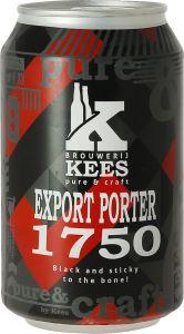 [kuva: Kees Export Porter tölkki(© Alko)]
