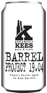 [kuva: Kees Barrel Project 19.04 tölkki(© Alko)]
