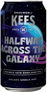 [kuva: Kees Halfway Across the Galaxy Double New England IPA tölkki(© Alko)]