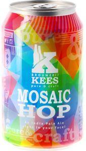 [kuva: Kees Mosaic Hop IPA tölkki(© Alko)]