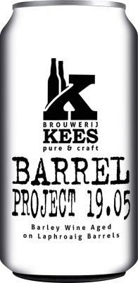 [kuva: Kees Barrel Project 19.05 tölkki(© Alko)]