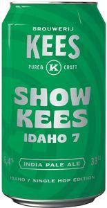[kuva: Kees Show Kees Idaho 7 IPA tölkki(© Alko)]
