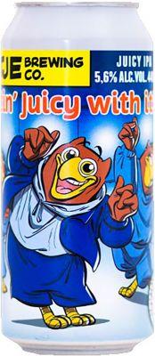 [kuva: Uiltje Getting Juicy With It NEIPA tölkki(© Alko)]