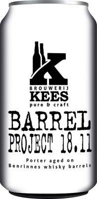 [kuva: Kees Barrel Project 18.11 tölkki(© Alko)]