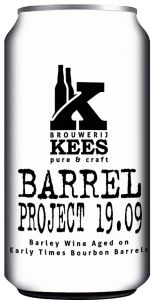[kuva: Kees Barrel Project 19.09 tölkki(© Alko)]